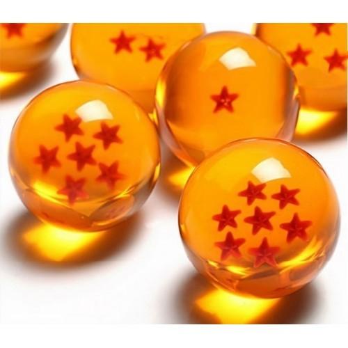 Dragon Ball 7 sfere del drago replica 4cm