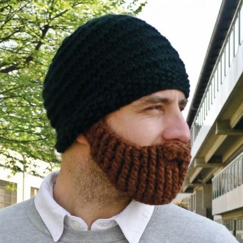 Barbello il cappello con la barba