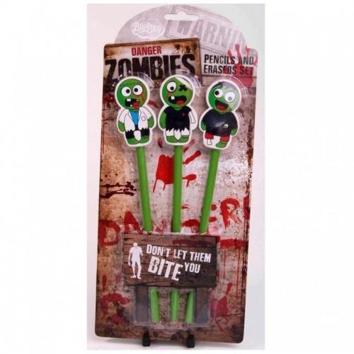 zombie gomme matite