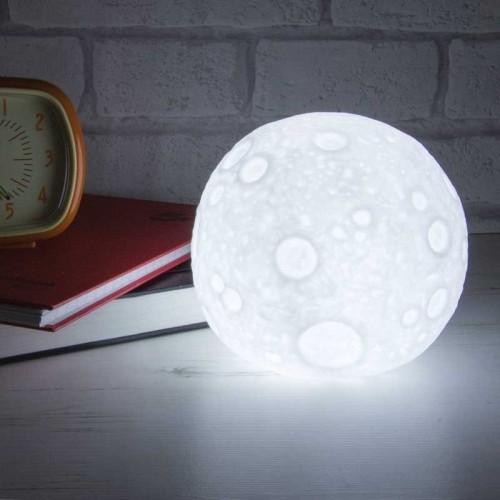 Luna luminosa lampada da scrivania