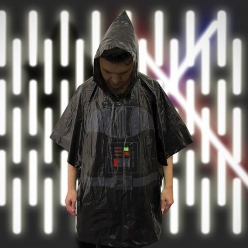 Poncho impermeabile Darth Vader star wars