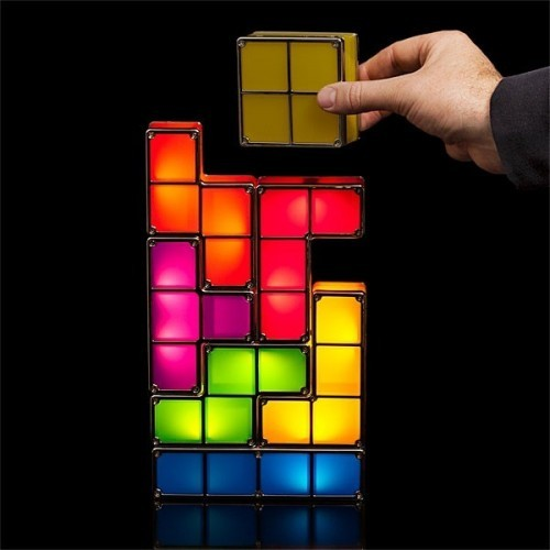 Lampada Tetris Luce