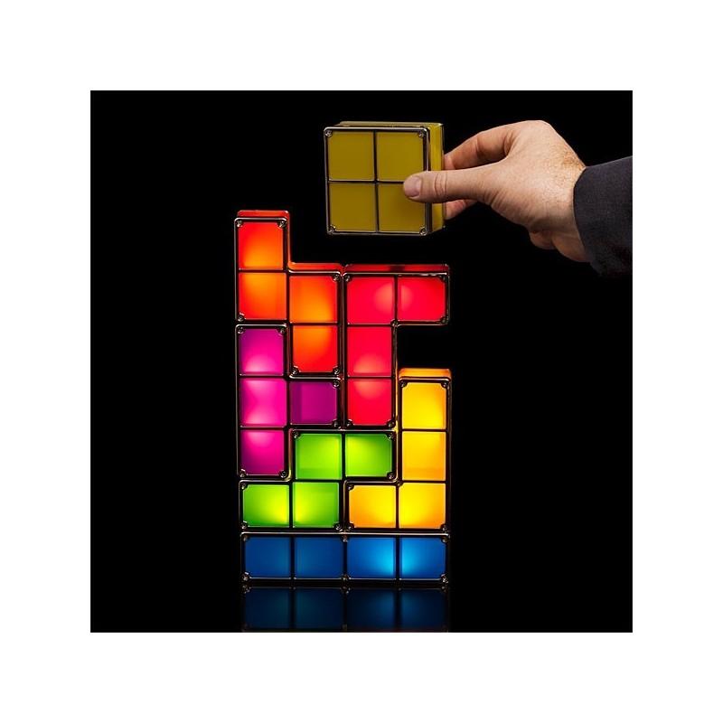 Lampada Tetris Luce