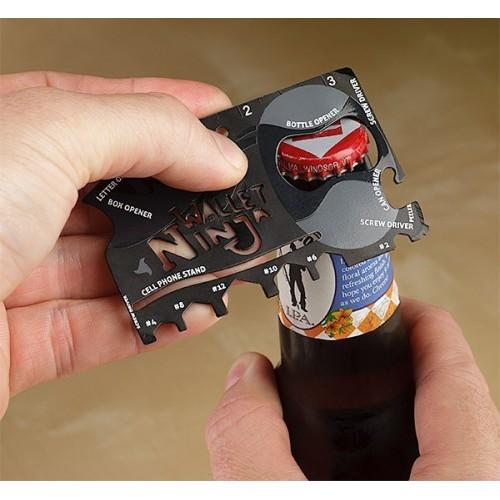 Carta di credito ninja da portafoglio