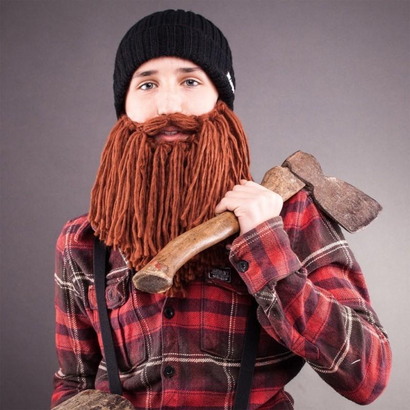 Cappello barba vichingo corta Beardo bambino