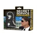 Auricolari agente segreto