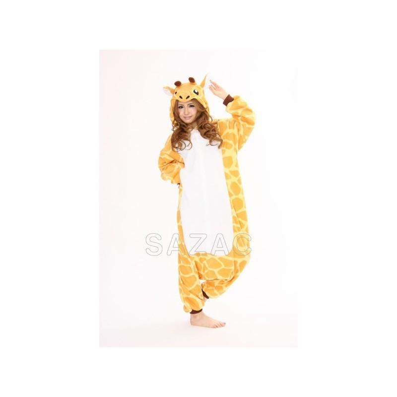 9377195de8 Pigiama intero giapponese Kigurumi Giraffa