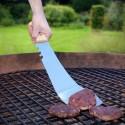 Spatola Machete barbecue