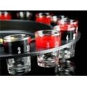 Roulette alcolica shottini
