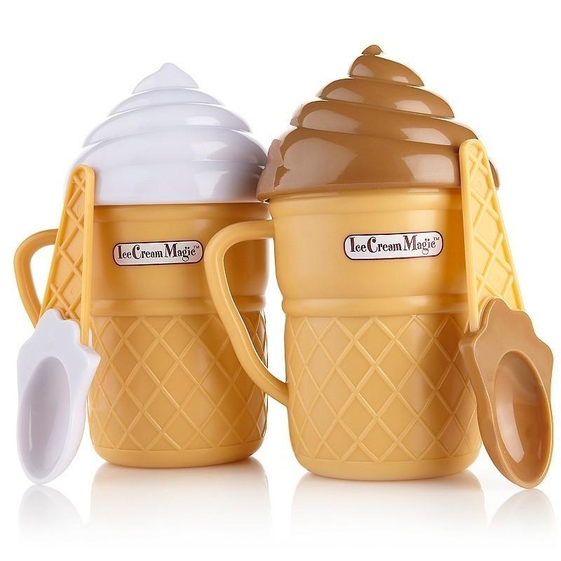 Tazza magica crea gelato