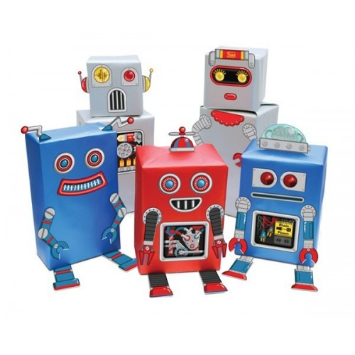 Carta regalo Robot