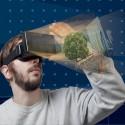 Occhiali realtà virtuale