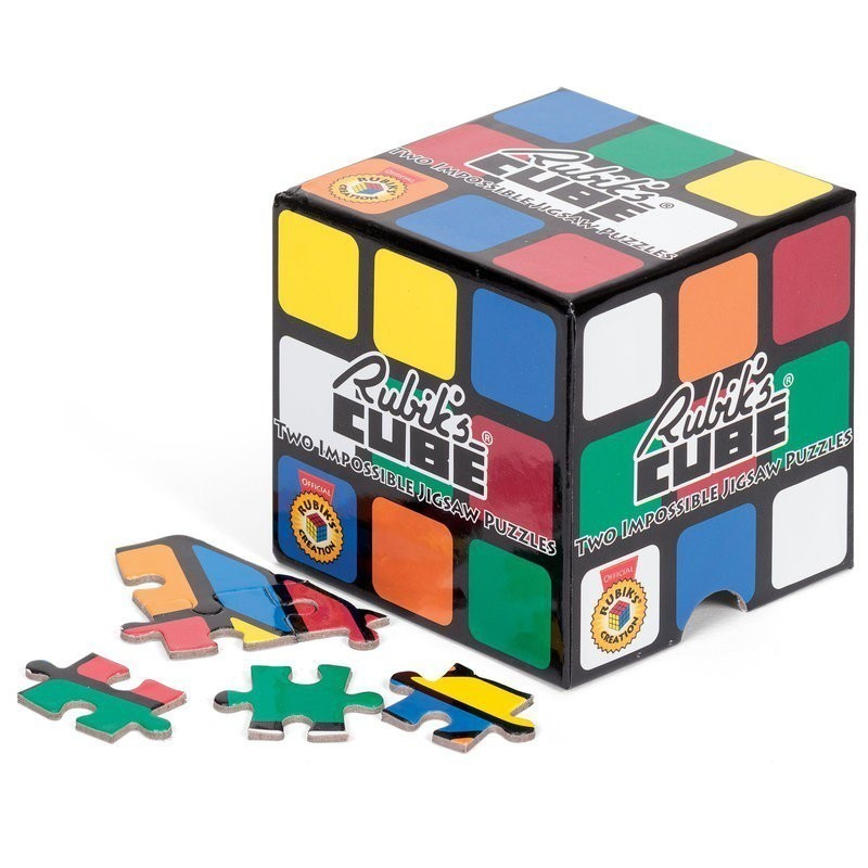 Cubo di Rubick puzzle impossibile