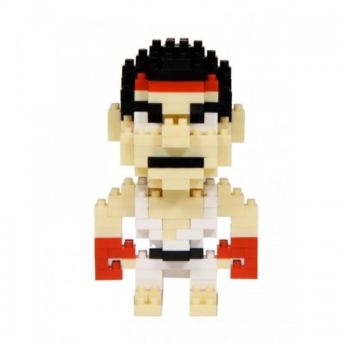 Ryu Pixel Street Fighter CAPCOM da costruire