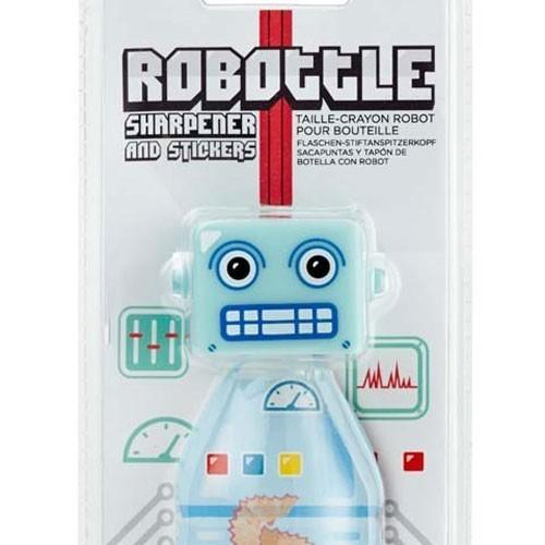 Robottle il robot tempera matite