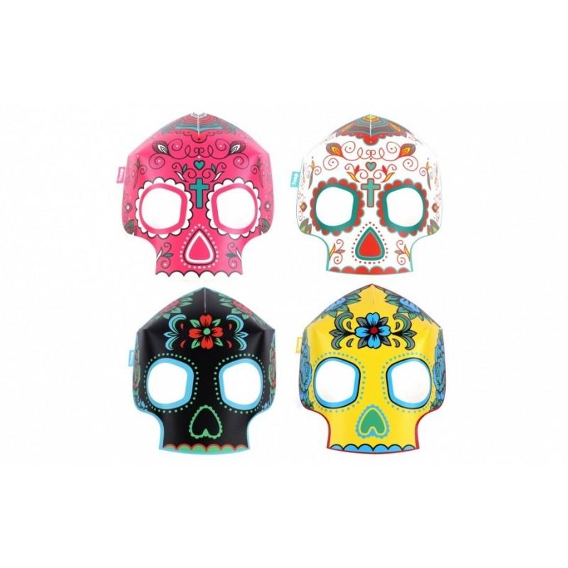 Maschera teschio Calavera