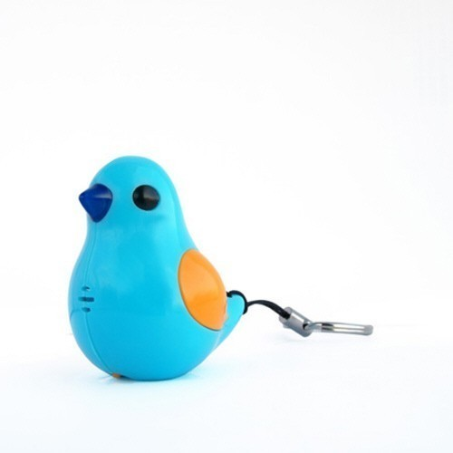 Portachiavi sonoro Birdy
