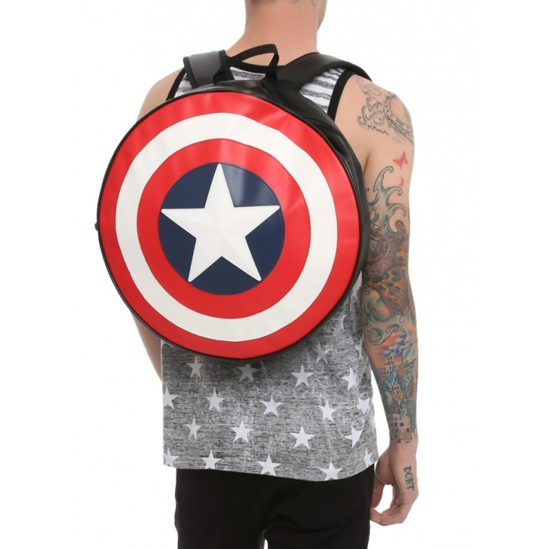 Zaino scudo Capitan America