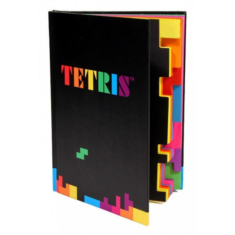 Taccuino Tetris
