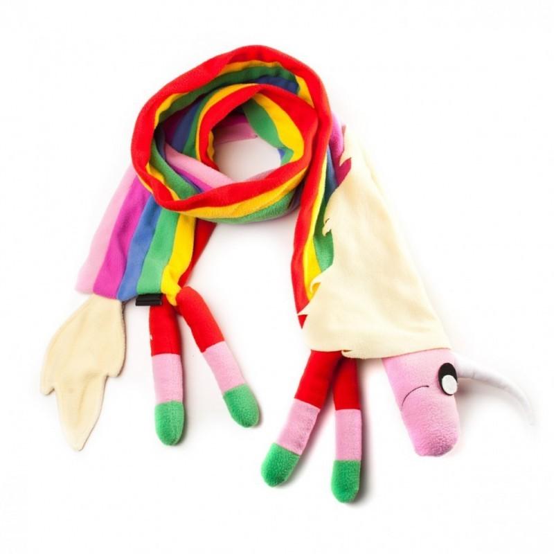 Sciarpa unicorno Adventure Time Lady Iridella