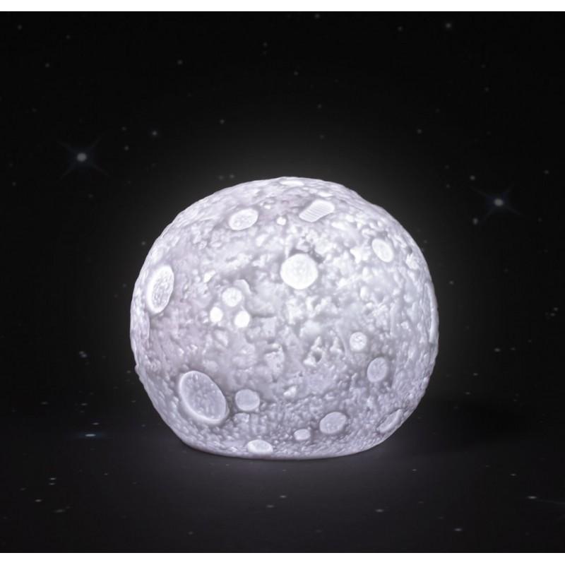 Luna cambia colore lampada notturna
