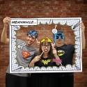 Accessori fotografia DC comics supereroi