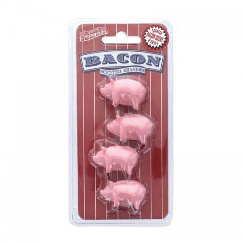 Gomme da cancellare maiale aroma di bacon