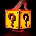 Lampada Super Mario cubo interrogativo