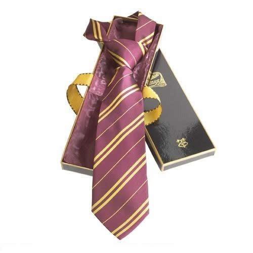 HarryPotter cravatta Grifondoro