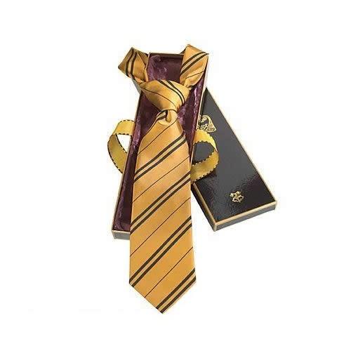 HarryPotter cravatta Tassorosso