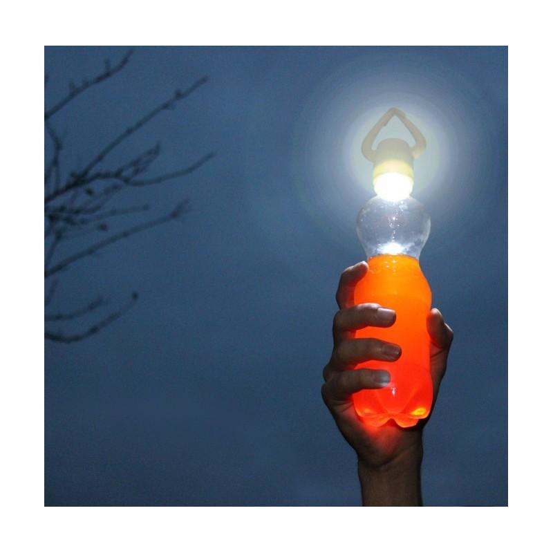 Luce LED da bottiglia appendibile