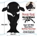 Coperta sacco orca assassina