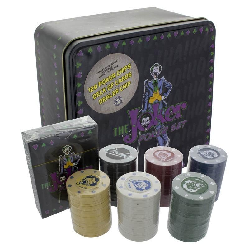 set poker Joker