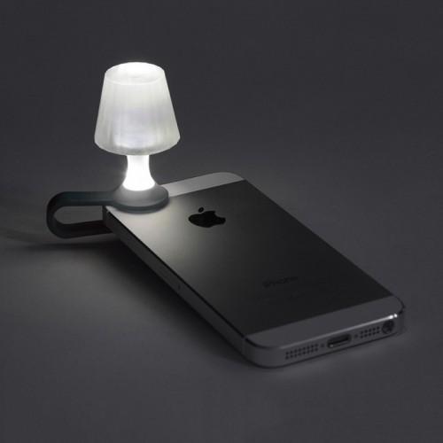 Luma mini abat-jour smartphone