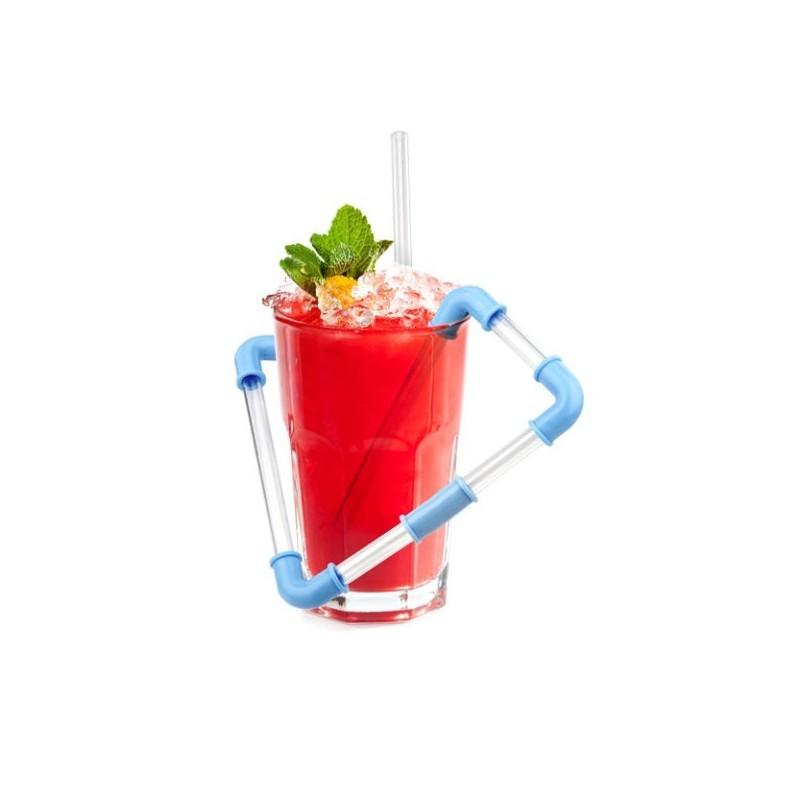 Cannucce per cocktail kit componibile per Party e Feste