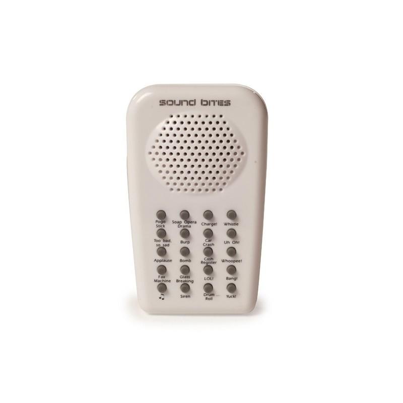 Rumorofono suoni portatili Sound Bites