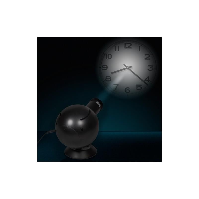 Proiettore Orologio analogico da parete con lancette