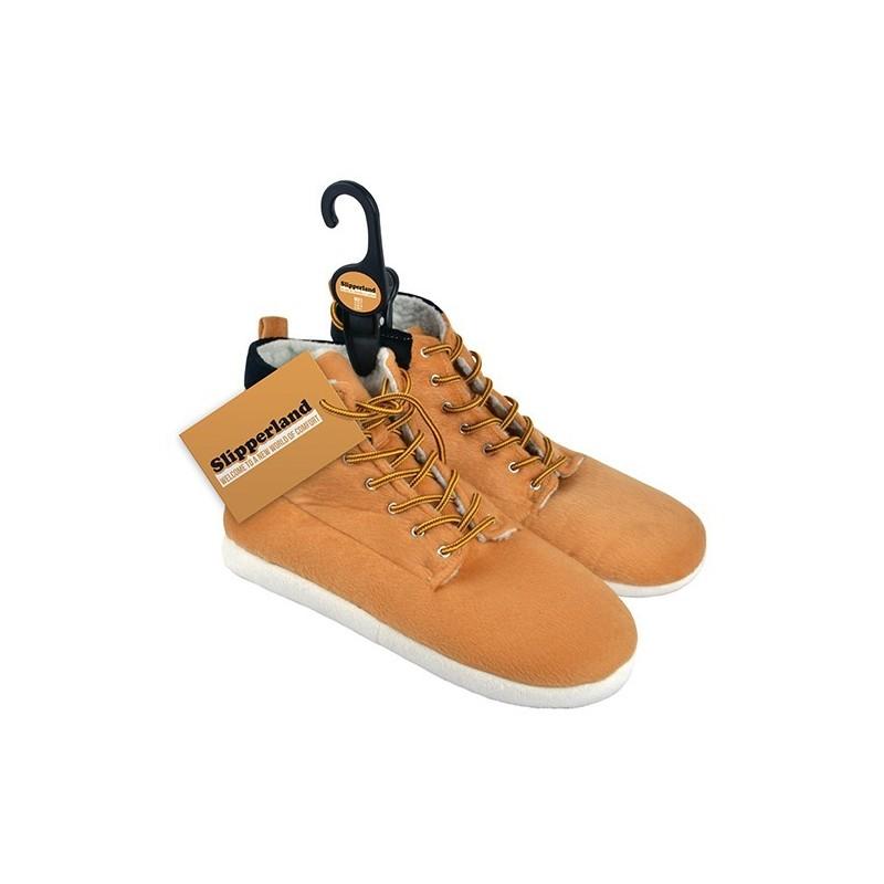 Pantofole tipo Timberland