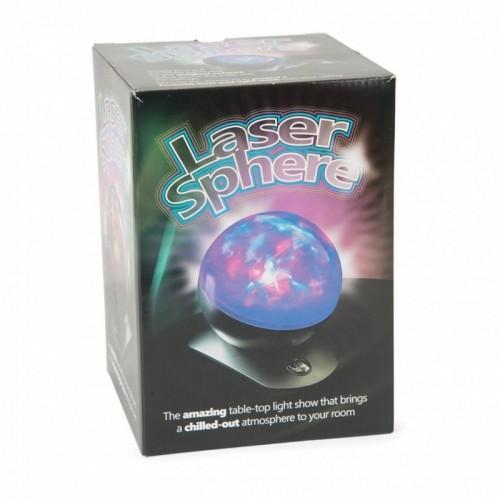Sfera Laser atmosfera di luci