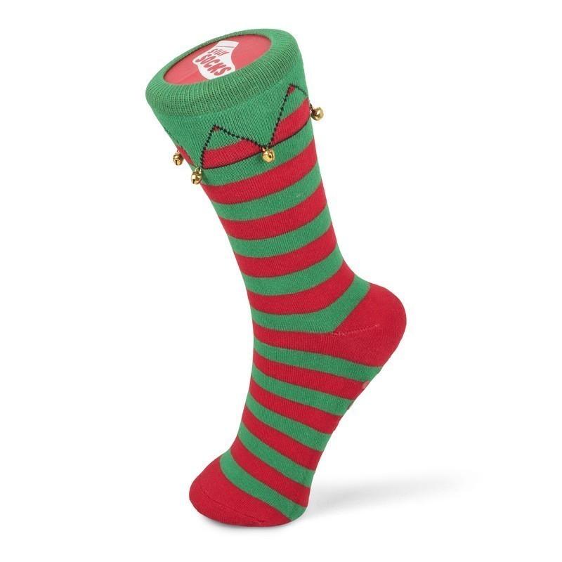 Calzini di Natale con sonagli