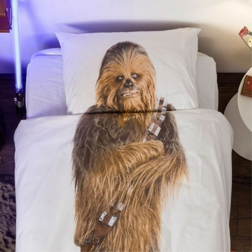 Copripiumino Chewbacca SNURK 140 x 220 Star Wars