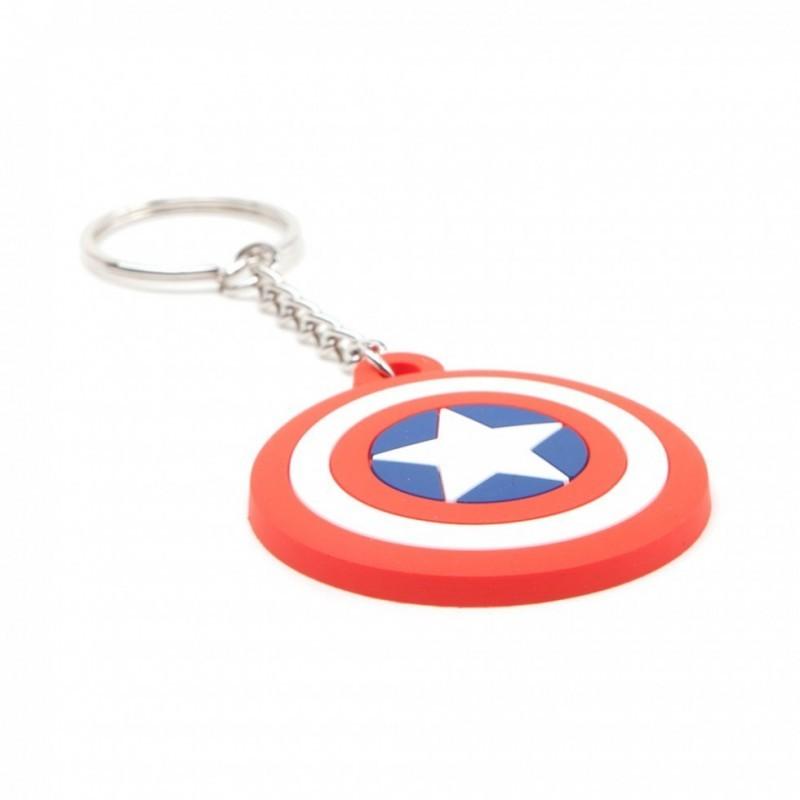 Portachiavi scudo Capitan America