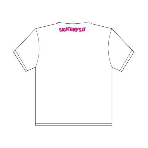 La maglietta UFFICIALE dei SIcKbOyS che amano.....
