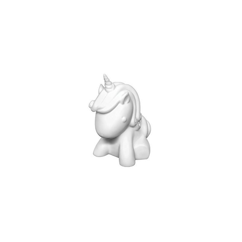 Lampada notturna unicorno