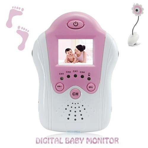 Baby Monitor camera di sorveglianza bambino
