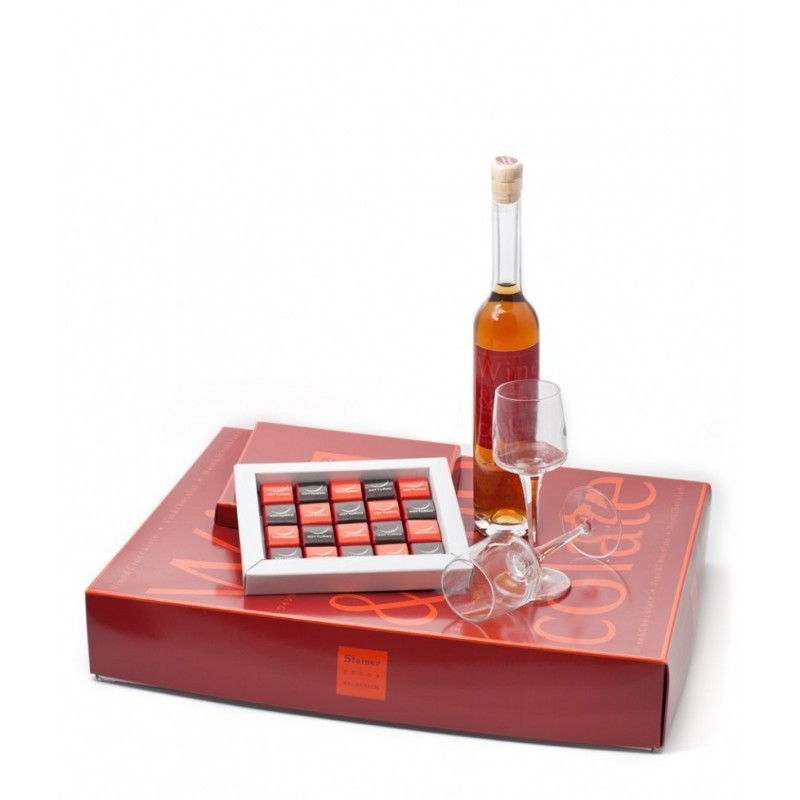 Wine e Chocolate confezione regalo