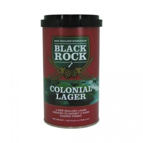 "Malto per Birra ""Colonial Lager"" - 1,7 kg - Black Rock"