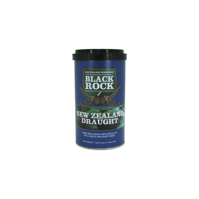 Malto per Birra Draught - 1,7 kg - Black Rock