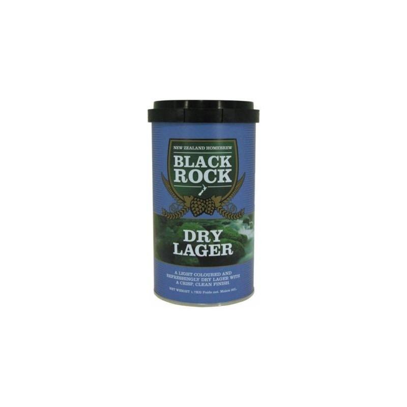 "Malto per Birra ""Dry Lager"" - 1,7 kg - Black Rock"