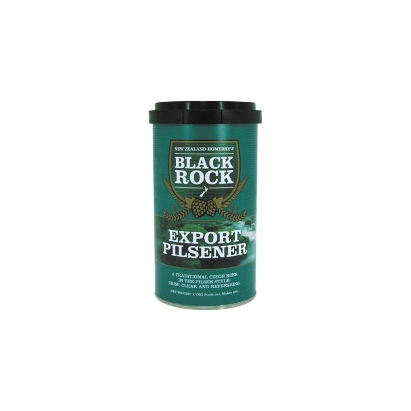 "Malto per Birra ""Export Pilsner"" – 1,7 kg – Black Rock"